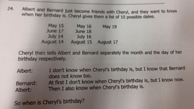 When-is-Cheryls-birthday