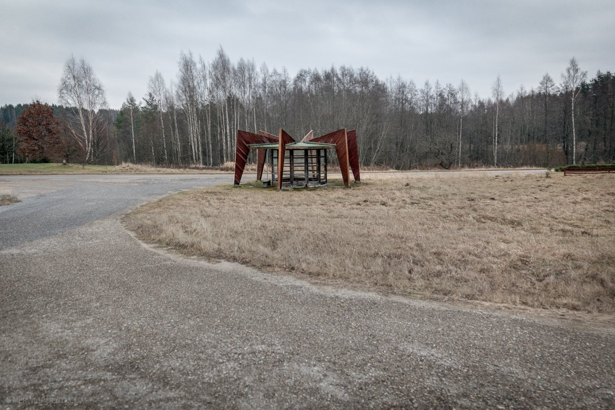 beautiful Soviet bus stops17