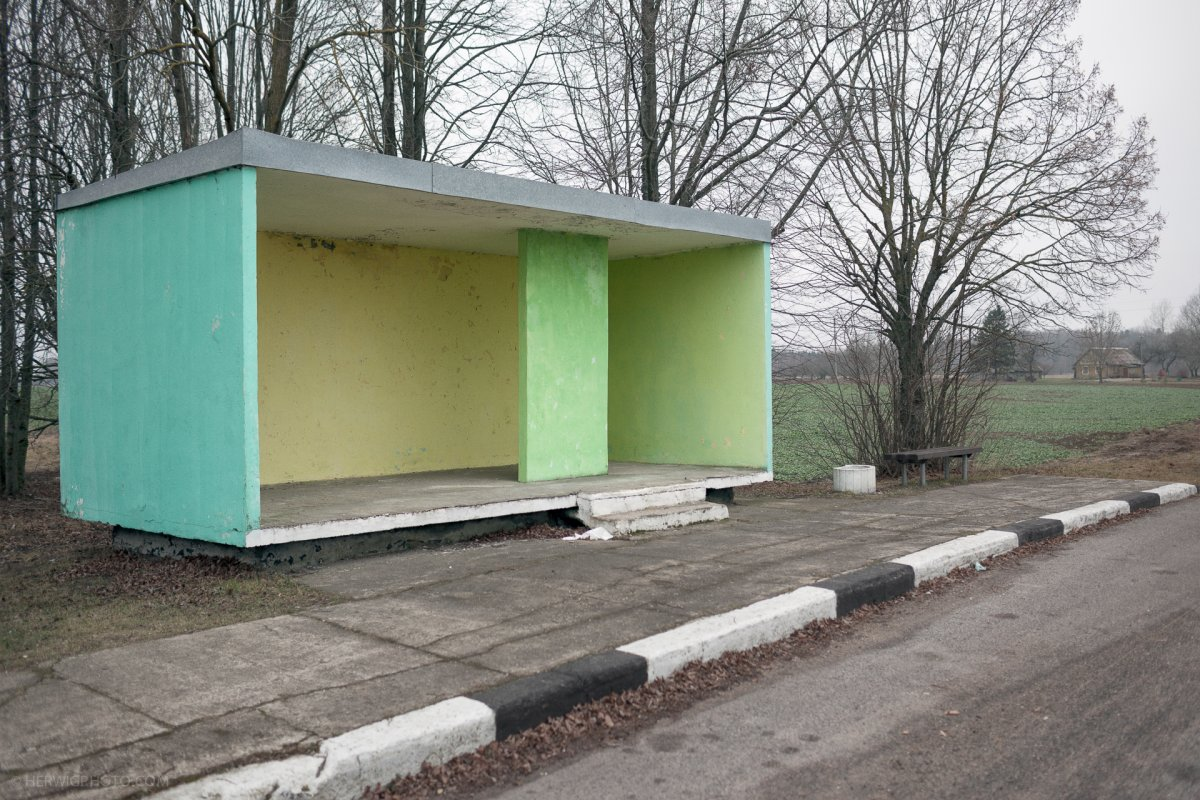 beautiful Soviet bus stops2