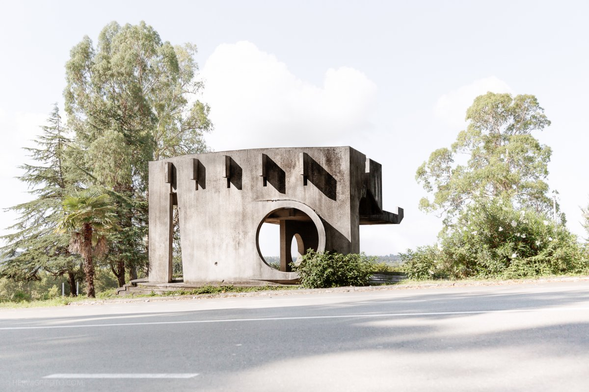 beautiful Soviet bus stops21
