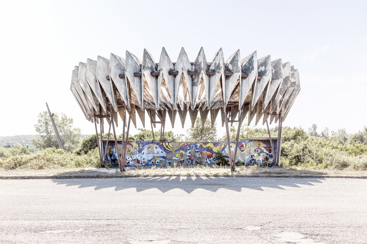 beautiful Soviet bus stops22