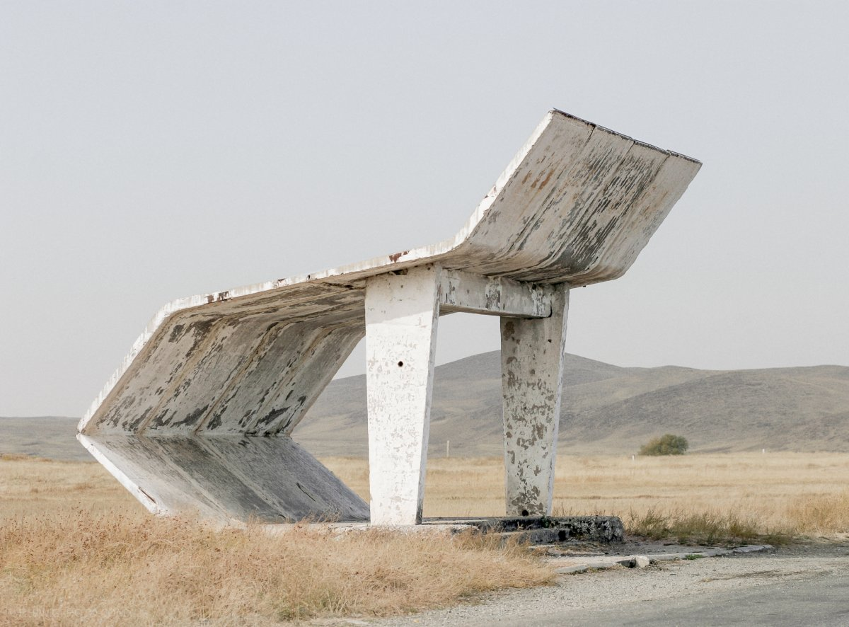 beautiful Soviet bus stops4
