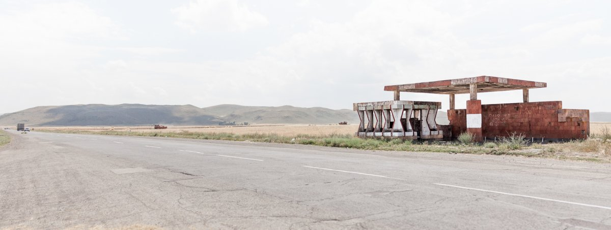 beautiful Soviet bus stops7