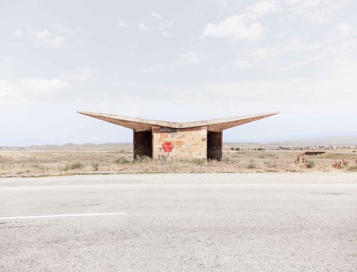 beautiful Soviet bus stops9