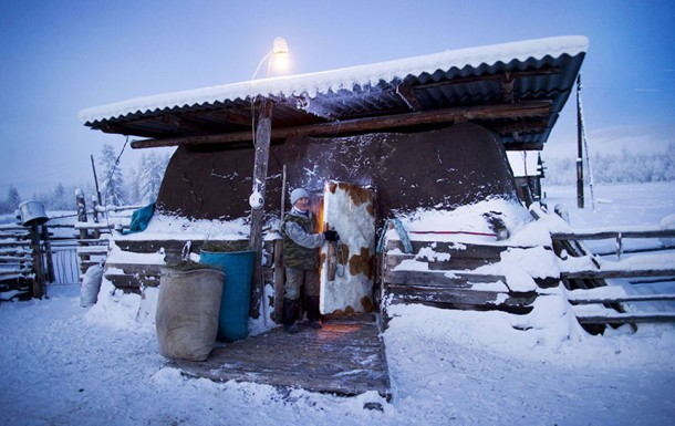 oymyakon the coldest city in the world11