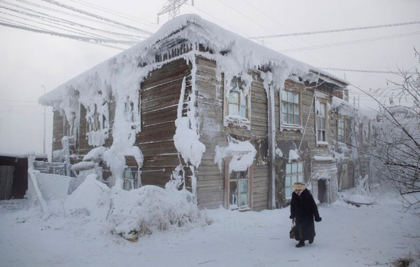 oymyakon the coldest city in the world21