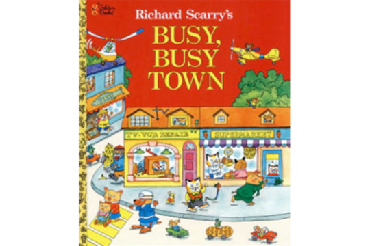 richard carry books changes11