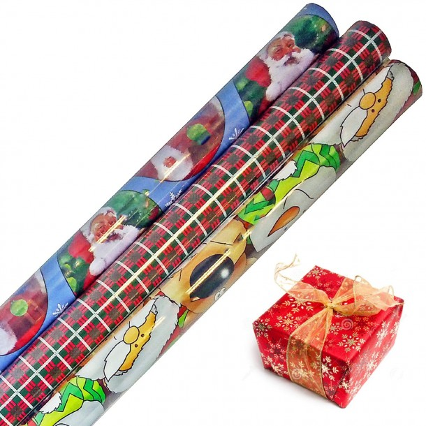 10 Best Christmas wrapping papers (8)
