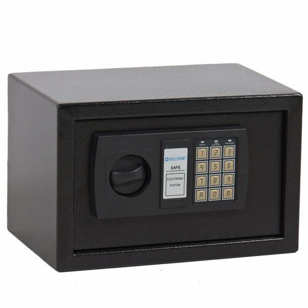 10 Best Electronic Safes (8)
