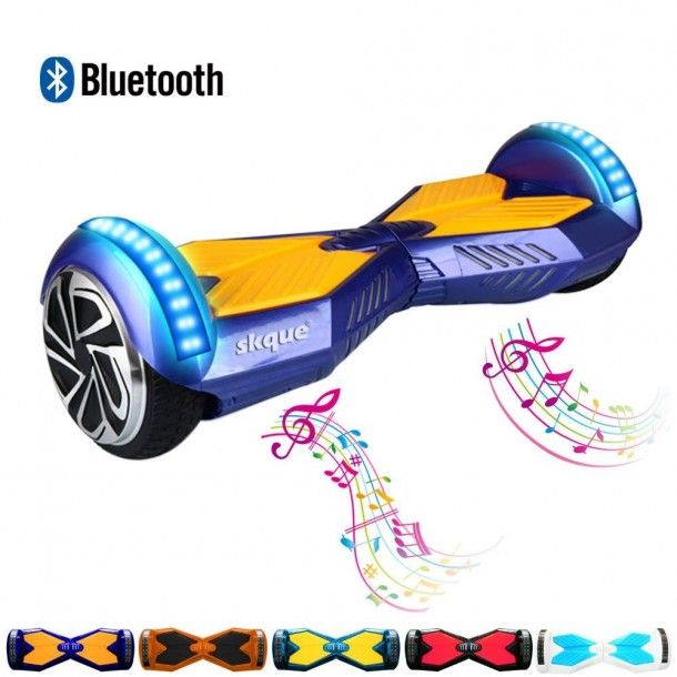 10 Best Hoverboards with Bluetooth (6)