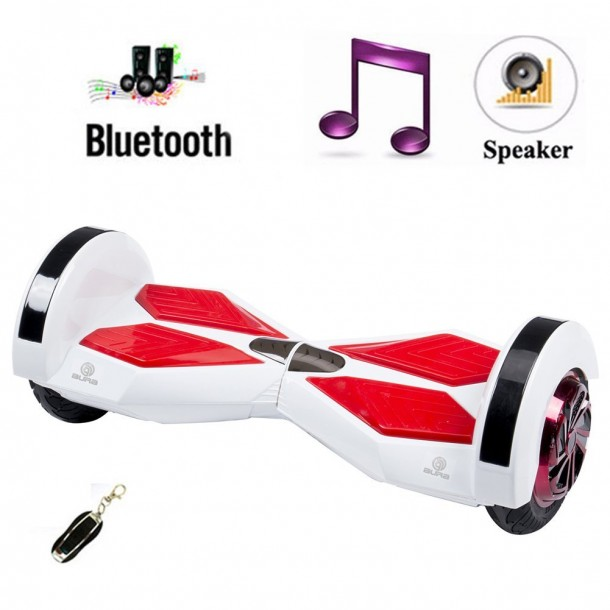 10 Best Hoverboards with Bluetooth (8)