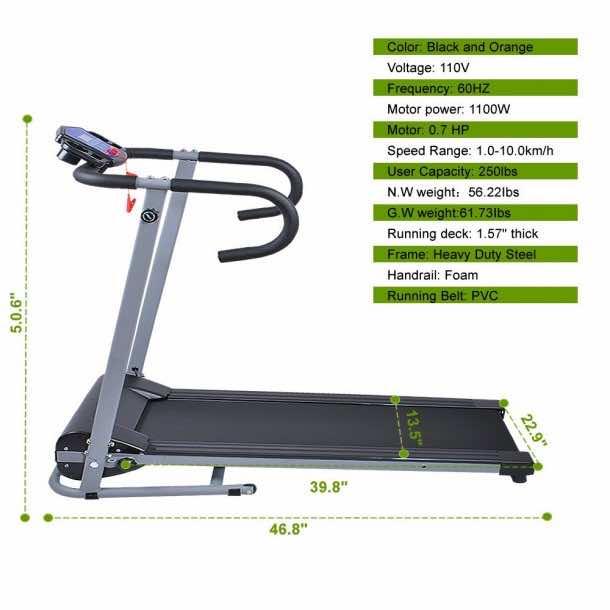 10 Best electric Treadmills (2)