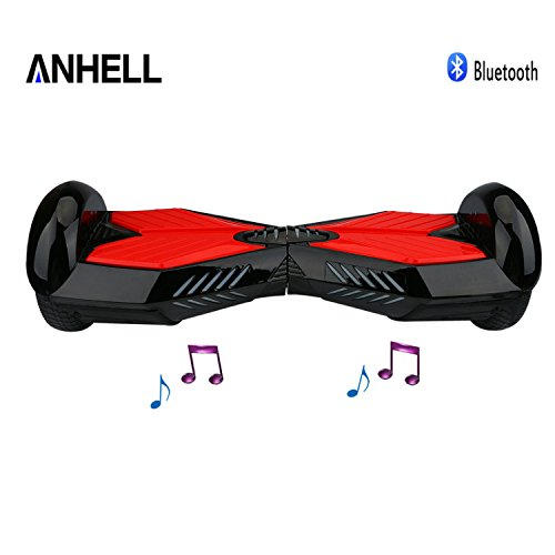 10 Hoverboards with the best bluetooth