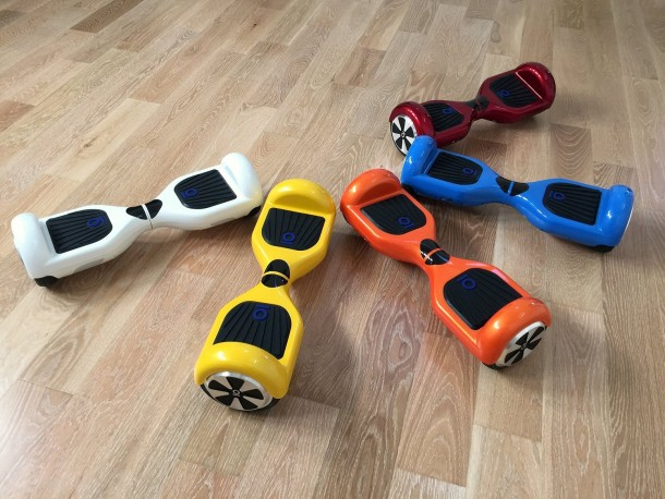10 Hoverboards with the best range and the biggest batteries (11)