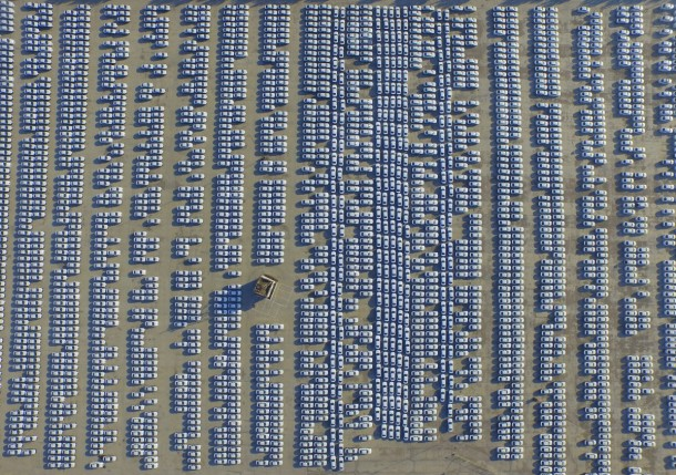 30 Amazing Aerial Photos From 2015 22
