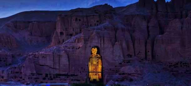 Afghanistan's Buddha of Bamiyan Resurrected Using 3D Lasers 2