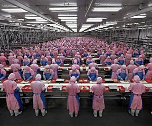 Apple products made in china