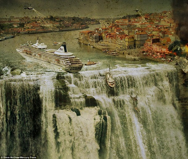 Artist Creates End of World Images 10