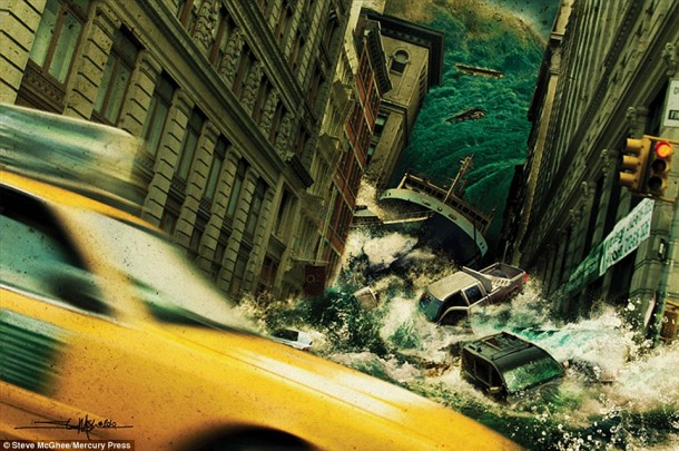 Artist Creates End of World Images 9