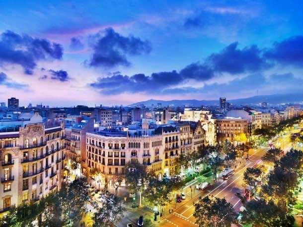 Barcelona City Wallpaper 14