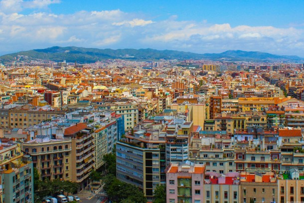 Barcelona City Wallpaper 17