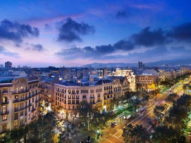 Barcelona City Wallpaper 21