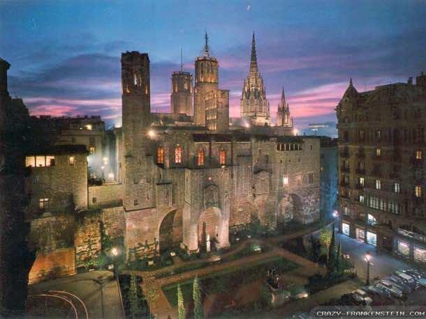 Barcelona City Wallpaper 22