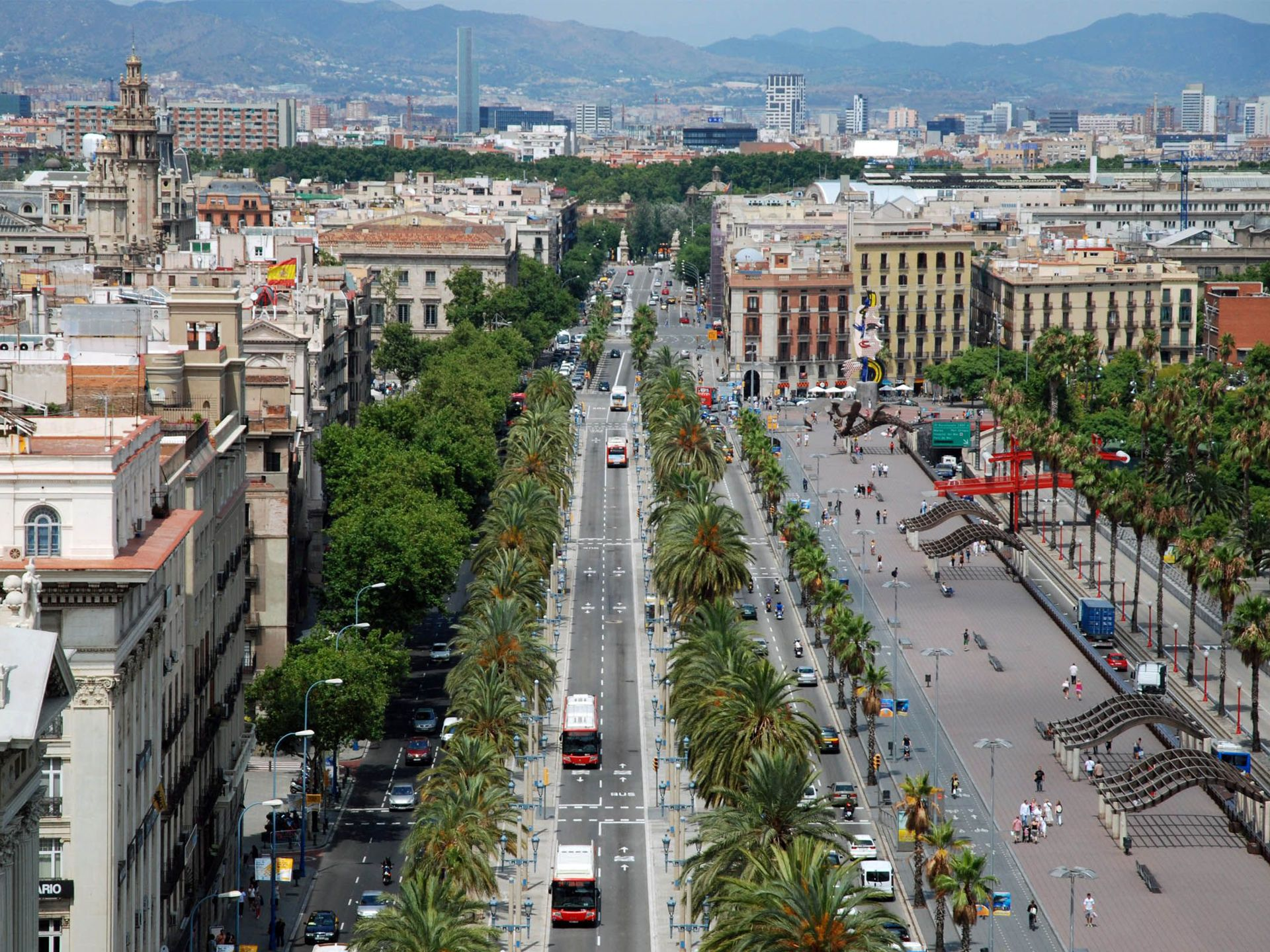 Barcelona Image: Barcelona City Wallpapers: HD Wallpapers For Desktop And