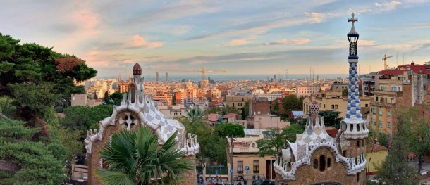 Barcelona City Wallpaper 4