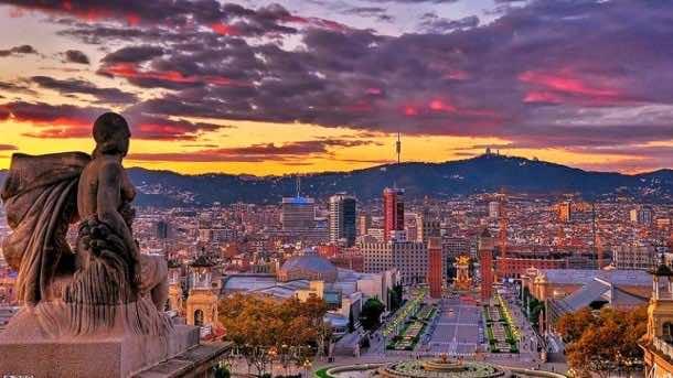 Barcelona City Wallpaper 8