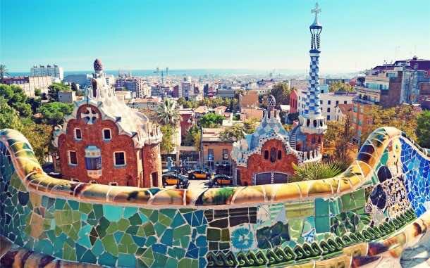 Barcelona City Wallpaper 9