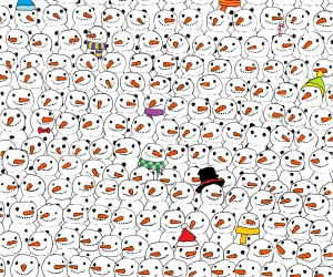 Finding the Panda