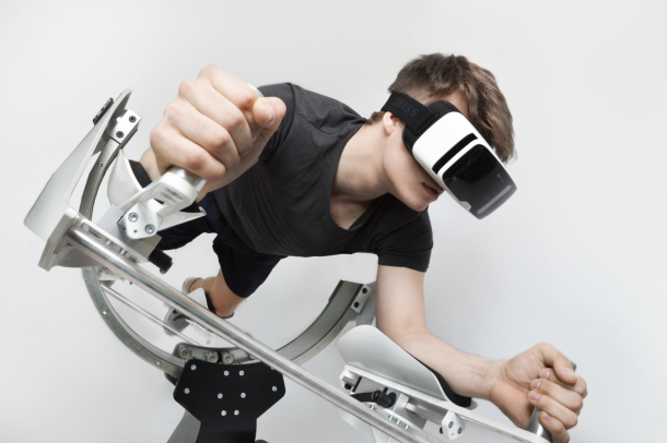 Icaros Fitness Machine Makes Use Of Virtual Reality 10