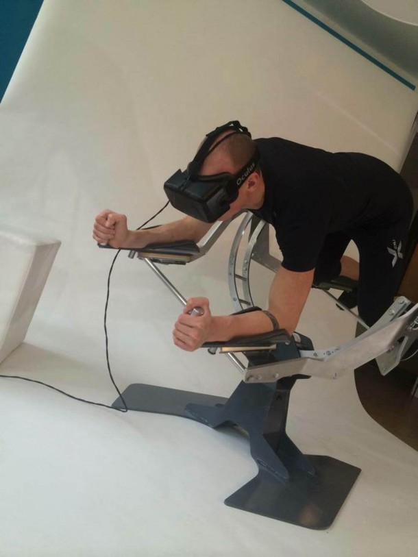 Icaros Fitness Machine Makes Use Of Virtual Reality 2