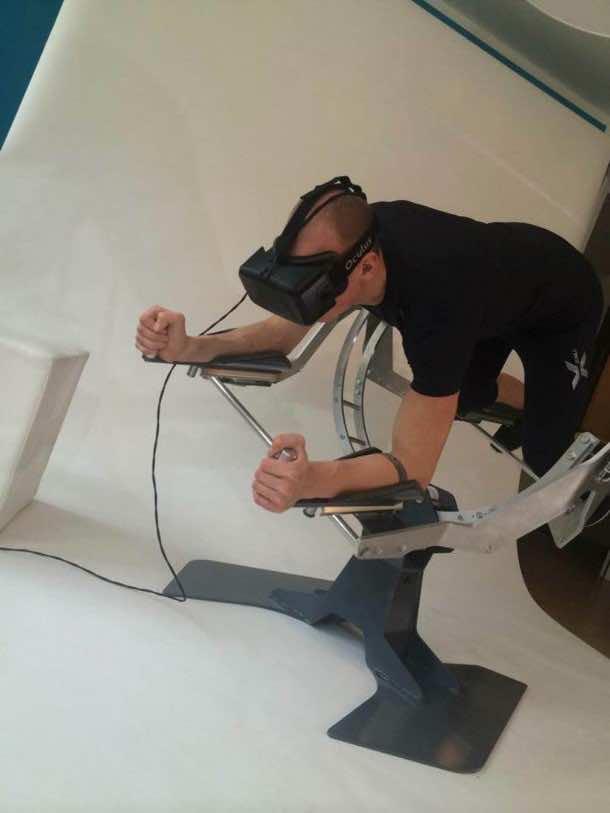 Icaros Fitness Machine Makes Use Of Virtual Reality 2