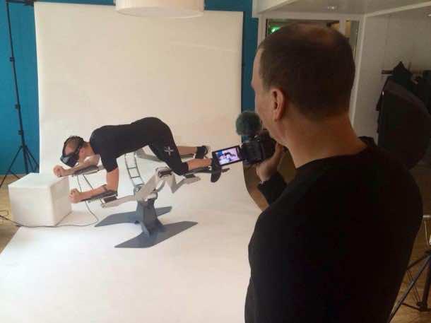 Icaros Fitness Machine Makes Use Of Virtual Reality 3
