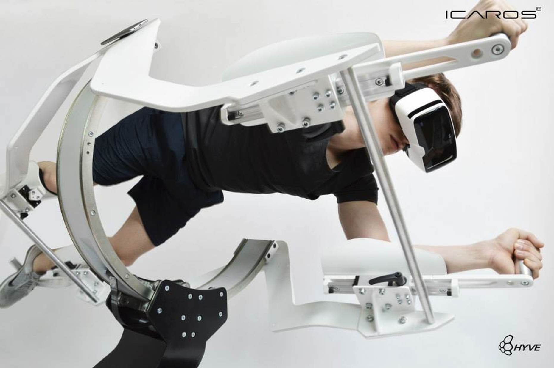 Icaros Fitness Machine Makes Use Of Virtual Reality 5
