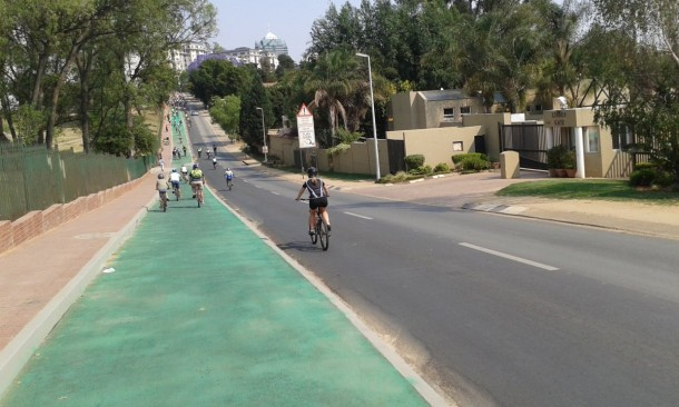 Johannesburg Tried To Go Car-Free For A Month 12