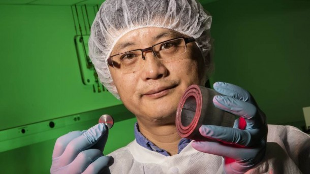 Laser X-rays To Curtail Nuclear Smuggling