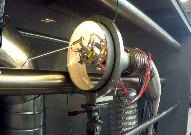 LaserPipe Is A Robotic Welder For Pipes