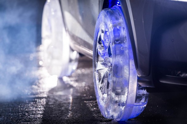 Lexus Put Ice Wheels On NX And Drove It In London 3