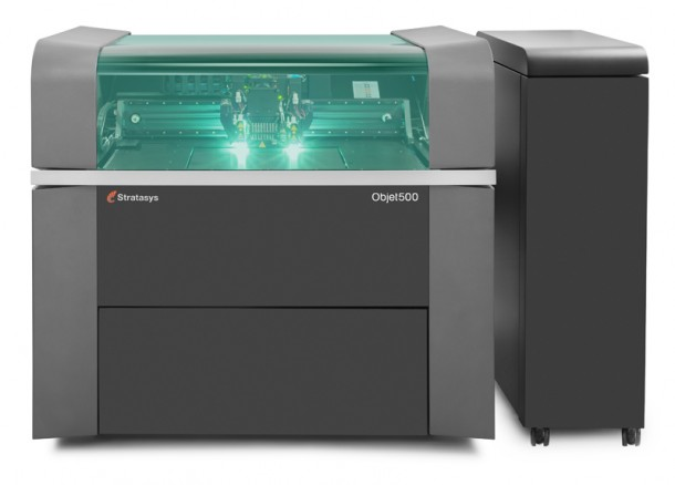 Object500 color 3-D printer2