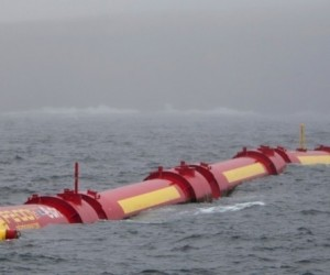 Pelamis Wave Energy Converter Creates Energy From Ocean Waves 3