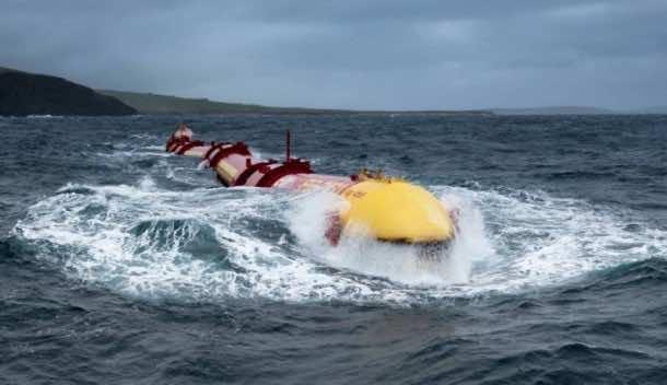 Pelamis Wave Energy Converter Creates Energy From Ocean Waves 4