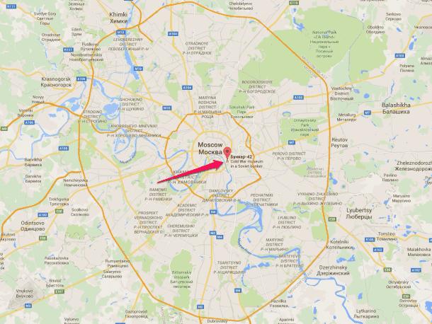 Russian Nuclear Holocaust Bunker2