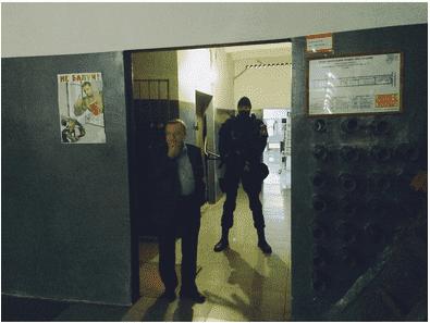 Russian Nuclear Holocaust Bunker23