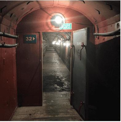 Russian Nuclear Holocaust Bunker5