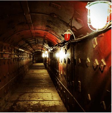 Russian Nuclear Holocaust Bunker50