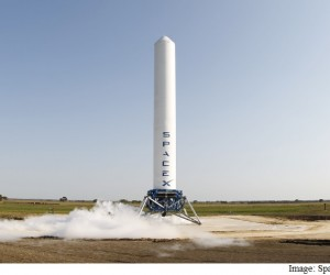 SpaceX Falcon 9 Rocket lands successfully