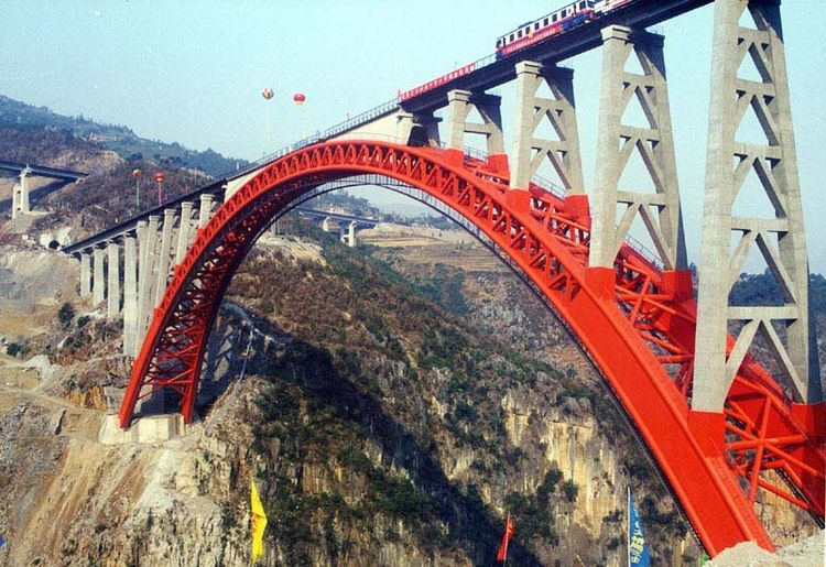 The Bridge That Will Be Connecting 90% Of China's Population 4